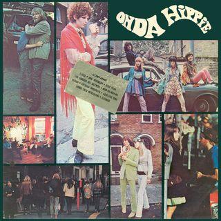 Portada del LP Onda hippie