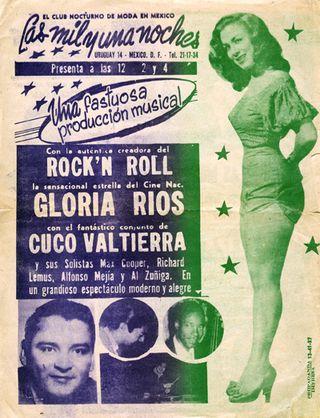 Poster de Gloria Rios