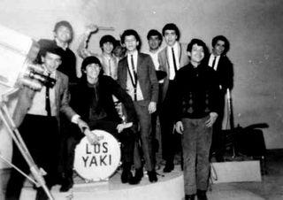Los Fugitivos con Los Yaki