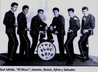 Los Blue Boys