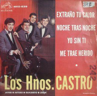 EP 'Yo sin ti' - Los Hnos. Castro