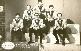 Con Los Locos del Ritmo, 1964