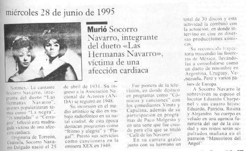 Hnas Navarro reportaje