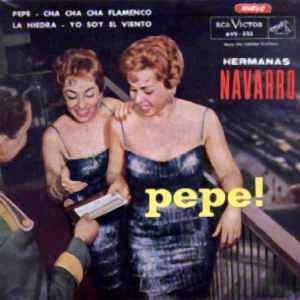 EP 'Pepe' - Las Hermanas Navarro