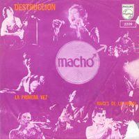 Ep 'Destrucción' - Macho