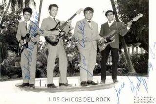 Los Chicos del Rock