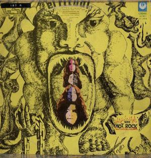 Portada LP de 'El Ritual'