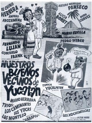Nuestros buenos vecinos de Yucatan
