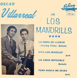 EP Oscar Villarreal