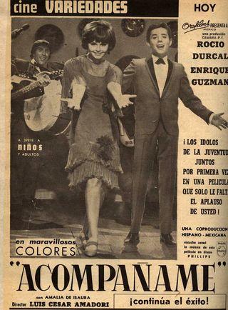 Acompañame - Enrique y Rocio Durcal