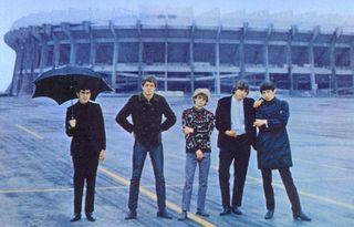 Las Antorchas - Estadio Azteca