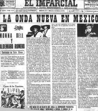 La Onda Nueva en México