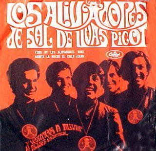 EP de Los Aliviadores