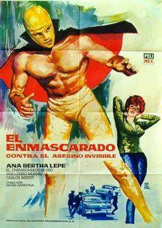Cartel 'El asesino invisible'