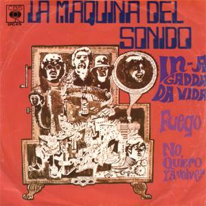 EP Inagada da vida - La Máquina del sonido