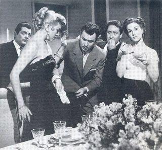 Mi adorada Clementina, 1953