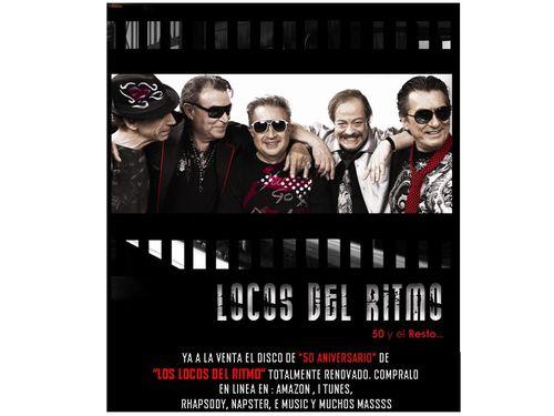 Nuevo disco de Los Locos del Ritmo 2009