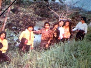 Los Bárbaros con Waldo Reyes