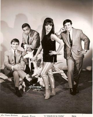 Los Cuatro Brillantes