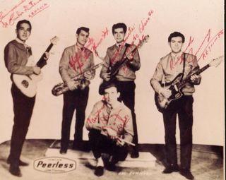 Los Summers - Postal Peerless 1962