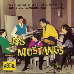 Ep Los Mustang