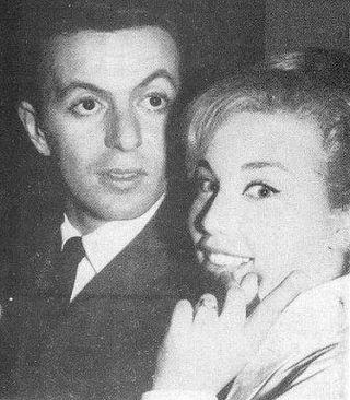 Karina con Dion