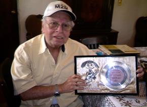 Toño Quirazco en 2008