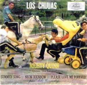 Ep Mighty Queen (El Esquimal) - Los Chijuas