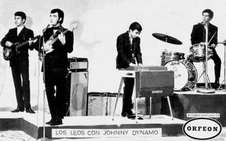 Johnny Dynamo y Los Leos