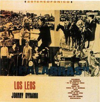 LP Johnny Dynamo y Los Leos