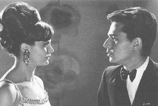 Enrique y Rocio Dúrcal en la película 'Acompáñame'