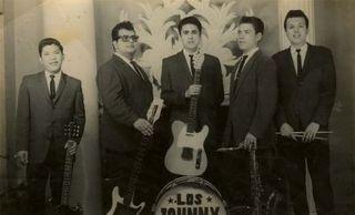 Los Johnny Jets en sus inicios