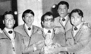 Los Johnny Jets con premio
