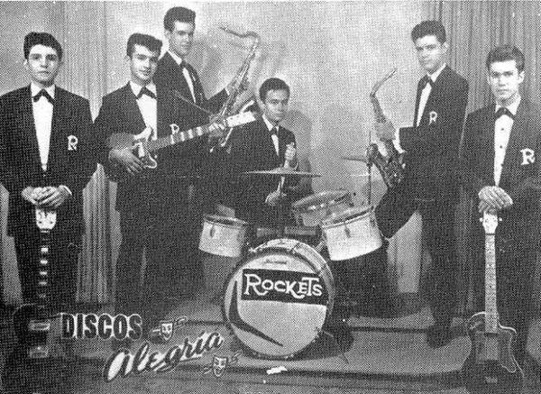 Los Rockets - Vuelve Primavera: El rock de los 60 en México