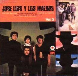 Jose Luis y Los Maloos Vol 2
