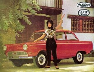 Queta Garay Postal Color Chica