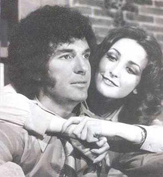 Roberto Jordan y Angelica Maria