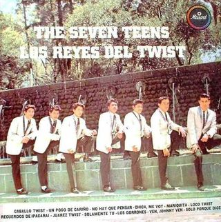 LP Los Seven Teens