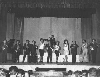 Los Seven Teens, Hnas Navarro, Manolo Muñoz, Malu Reyes, chino estrada
