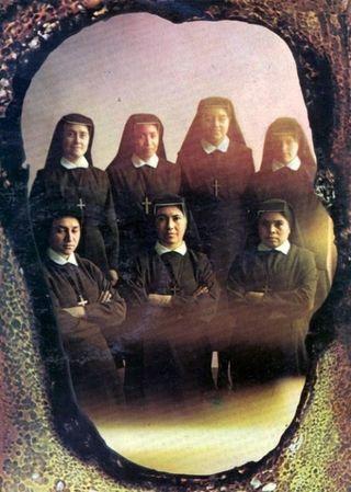 Las Misioneras de la montaña