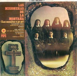 Las Misioneras de la Montaña LP
