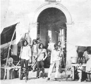 La Revolucion Emiliano Zapata en Tepoztlan