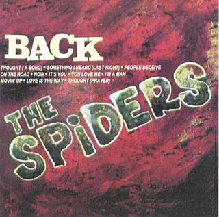 LP 'Back' - The Spiders