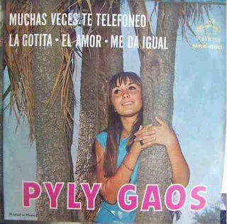 EP de Pily Gaos