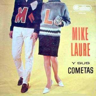 Lp Mike Laure y sus Cometas
