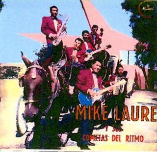 LP Mike Laure y sus Cometas del Ritmo