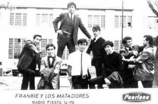 Frankie y Los Matadores - Radio Fiesta