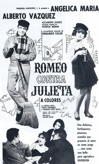 Cartel Romeo Vs Julieta