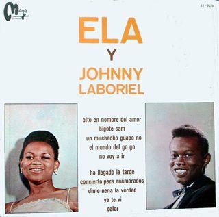 LP de Ela y Johnny Laboriel