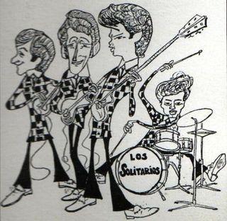 Los Solitarios (caricatura)